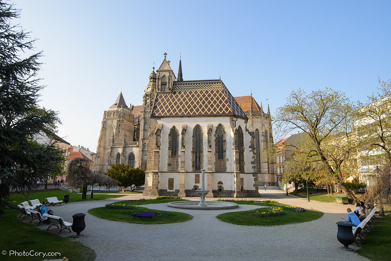 St Catherine Catedral in Kosice