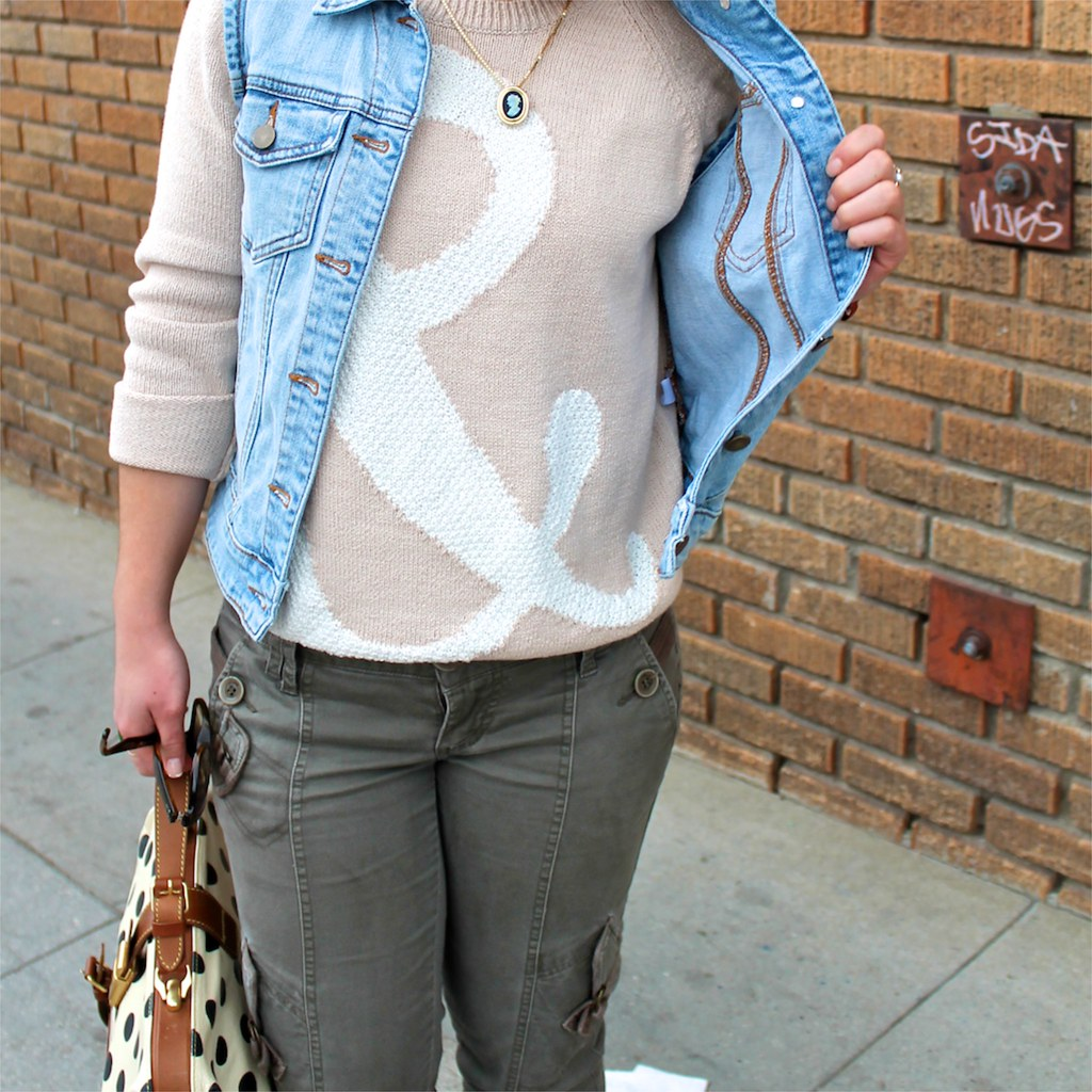 Madewell Ampersand Pullover