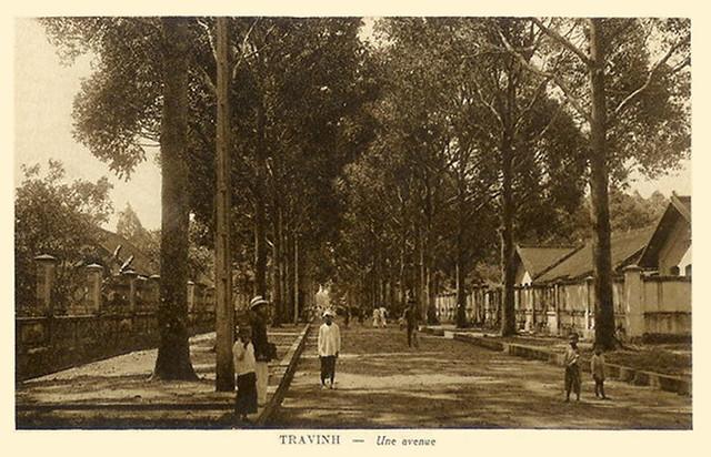 Travinh - Une Avenue - Một đại lộ