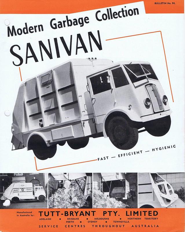 Tutt Bryant Sanivan c1950