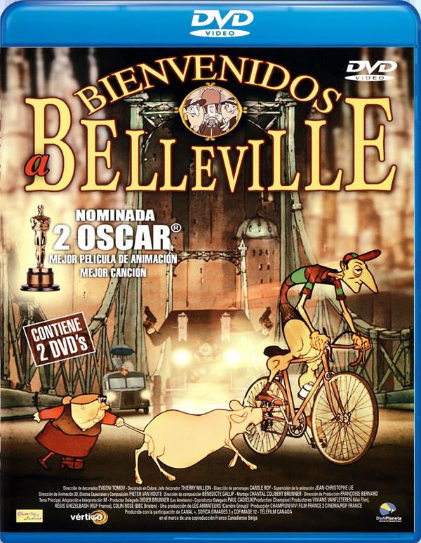 14020263123 c22b44980e o - Bienvenidos a Belleville [DVD5][Castellano, Francés][Animacion][2003][1Fichier - Uploaded]