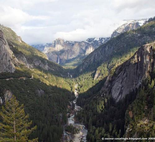 Panorama Yosemite
