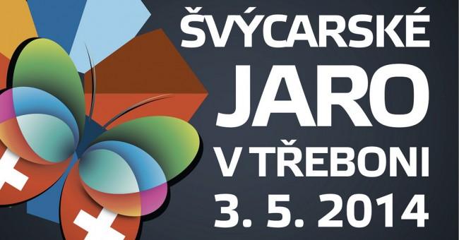 Švýcarský den v Třeboni