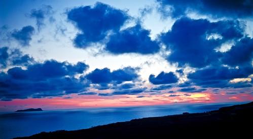 ocean california sunset clouds mexico pacific baja tijuana balboa coronado isla norte