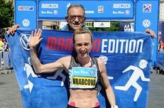 Do Ria určitě nepojedu jen do počtu, těší se nová maratonská šampionka
