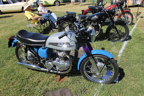 1969 Norton Mercury