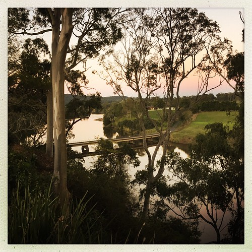 sunset river wingham manningriver