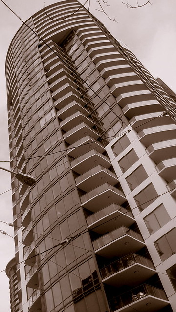 Escala Condominium Tower, Downtown Seattle WA