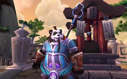 WoW Mists of Pandaria Pandaren Race Guide