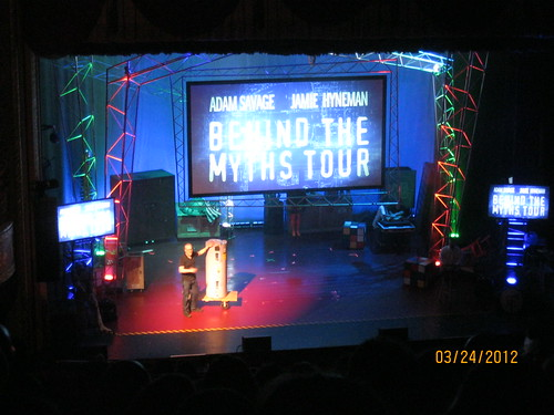 0143/24/12: Behind the Myths Tour