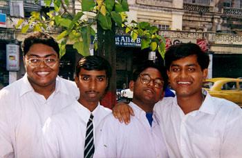 Ritwick Mukherjee, Sanjeev Kumar Singh, Shantanu Das, Vicky Chackravarty
