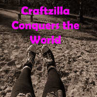 Craftzilla Conquers the World