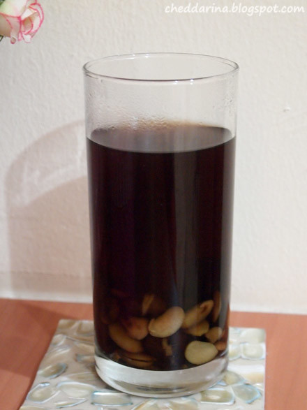 Red Bean Drink For Water Retention