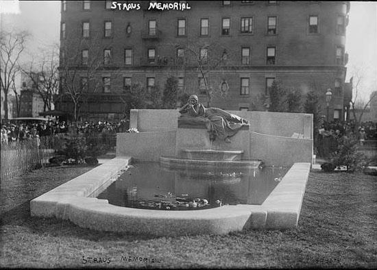 Straus Memorial