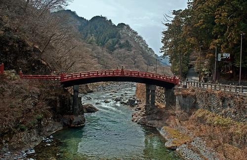 Shinkyo (sacred bridge)