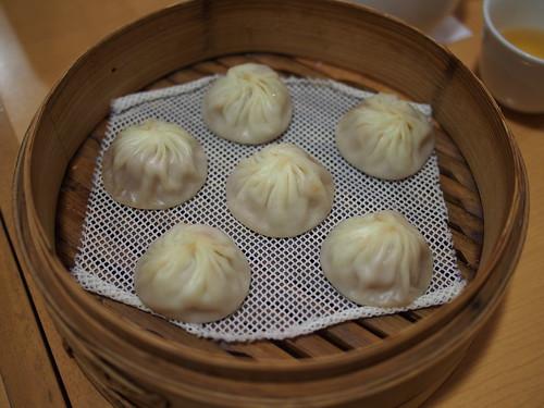 鼎泰豐 (ディンタイフォン) - 小籠包