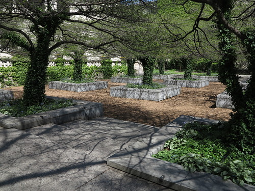 Garden Labyrinth by rwchicago