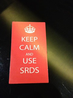 Keep Calm and Use SRDS