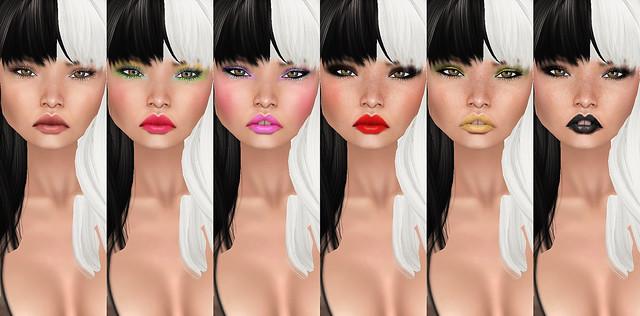 Reila Skins - Miki Med Makeup