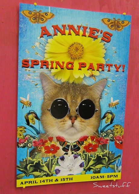 Annie's Annuals Spring Party