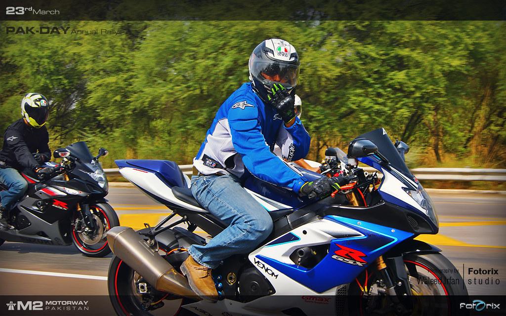 Fotorix Waleed - 23rd March 2012 BikerBoyz Gathering on M2 Motorway with Protocol - 7017462453 c2a62dd642 b
