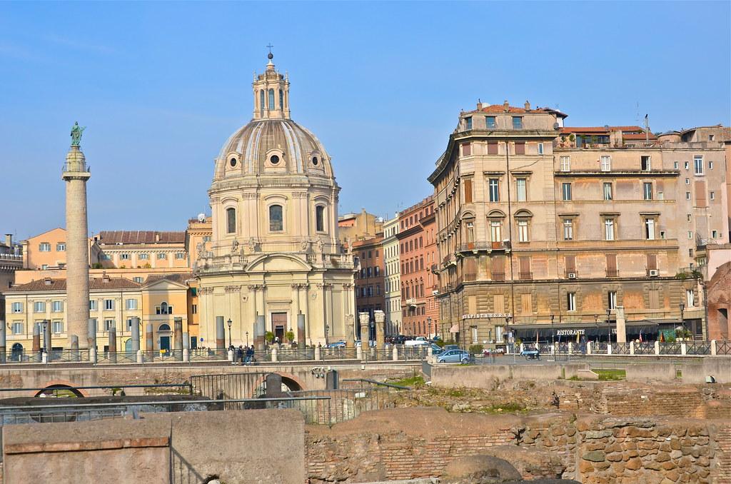 Rome & Amsterdam