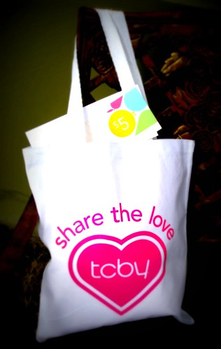 MF TCBY Tote