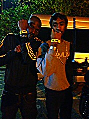 @IAMROYALTEE1 (Royal-Tee) + @POLY3ST3R (Polyester The Saint)