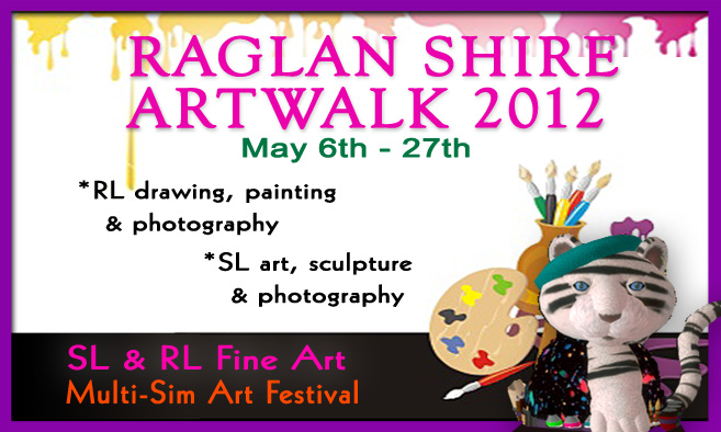Raglan Shire Artwalk 2012