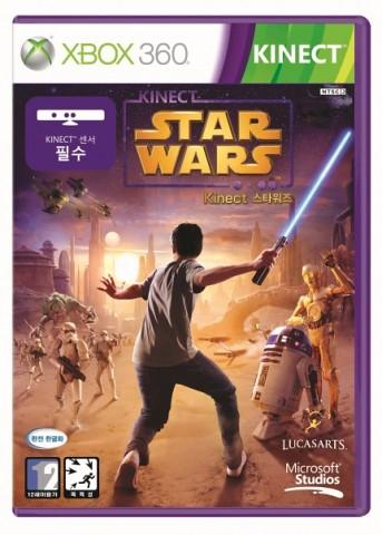 XBOX360 Kinect Starwars