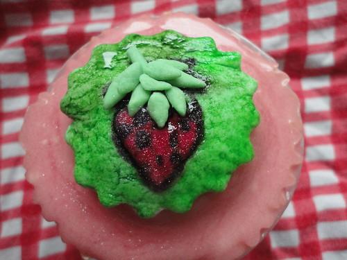 Desafió cupcake primavera 1
