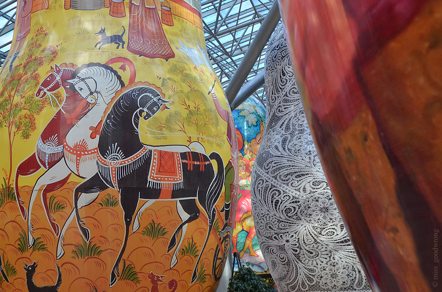 Giant Matryoshkas 15