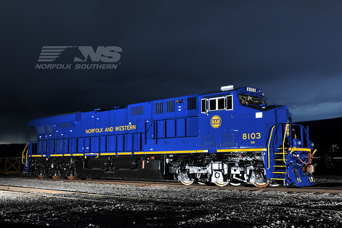 NS Heritage Unit 8103