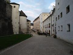 Salzburg Hohensalzburg Castle