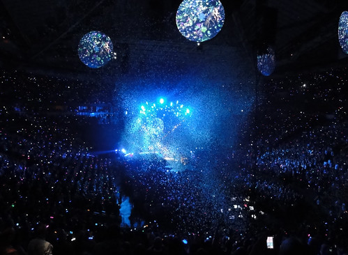 COLDPLAY CONCERTS USA