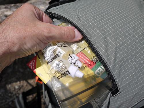 Gossamer Gear 2012 Gorilla Pack