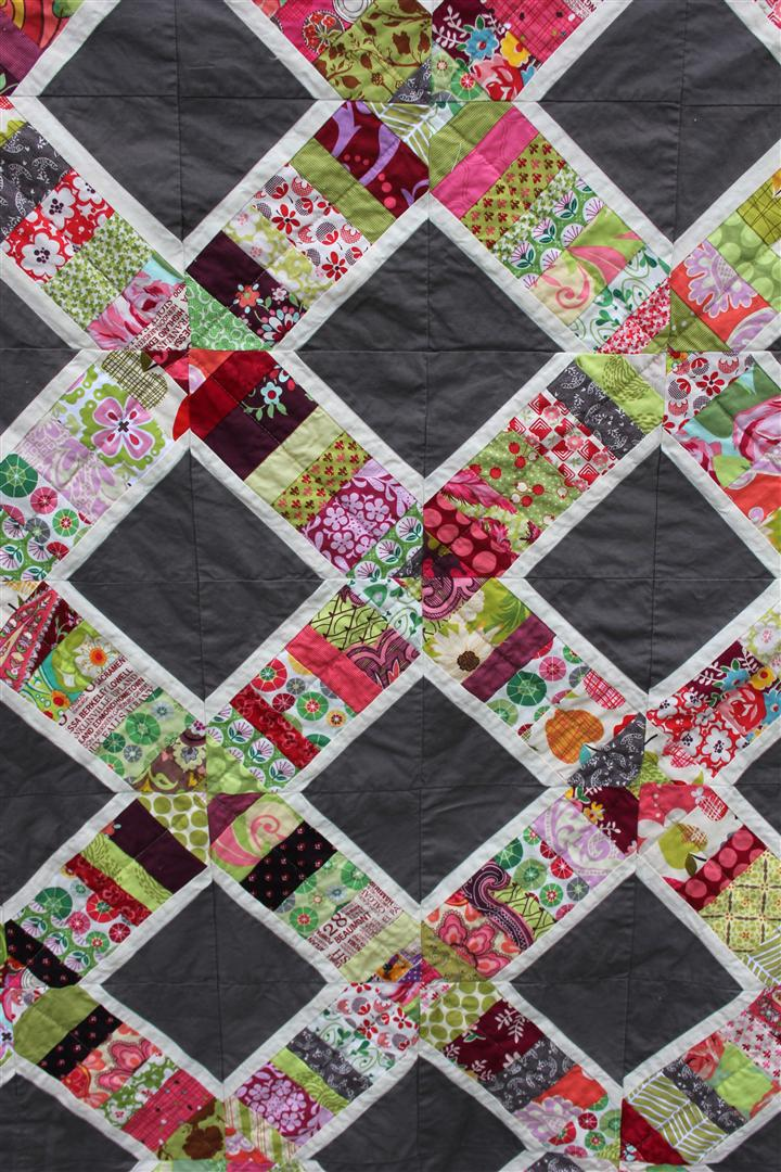 My New Lounge Quilt...
