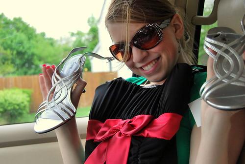 prom dress success