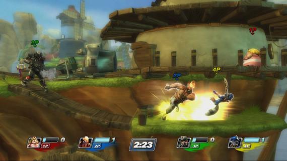PlayStation All-Stars Battle Royale para PS Vita