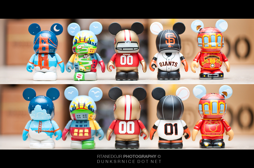 156 of 366 || Disney Vinylmations.