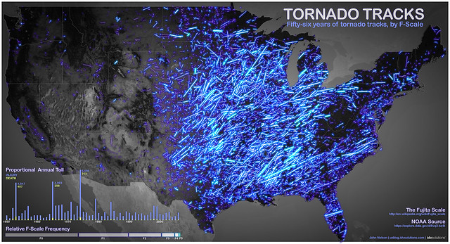 Tornado Tracks IDV