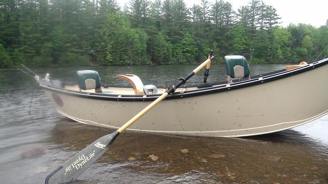 Caddis cover Boulder Boat