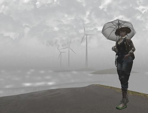 20120607* 雨 by hisana_natsu