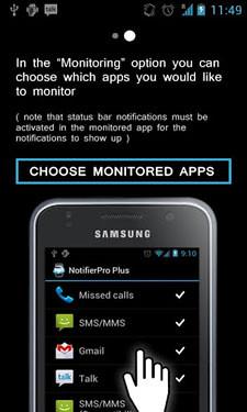 Notifier Pro para Android: Dale un toque distinto a la barra de notificaciones