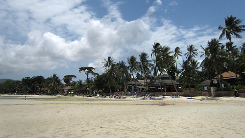 Koh Samui Chaweng Beach North end サムイ島チャウエンビーチ北端 (3)