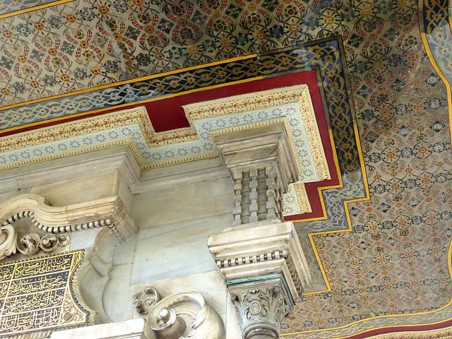 Istanbul - avril 2012 - jour 2 - 099 - Entrée de Sainte-Sophie (Ayasofya Cami Müzesi)