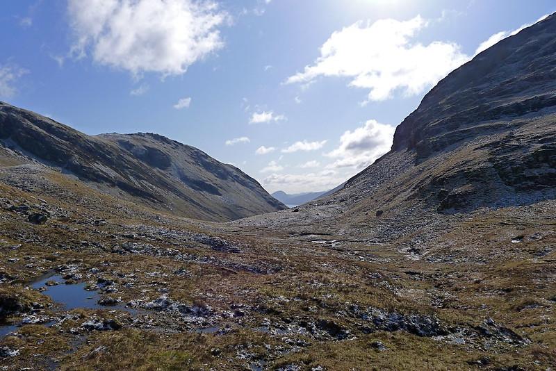 Towards Loch Monar