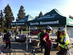 bike to work day at sports basement energizer station by naotoj