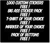 CONTEST FOR TAGGERS / STICKER HEADS / GRAFF HEADS by WE HATE FLICK R MAIL - EMAIL US: info@bomit.com