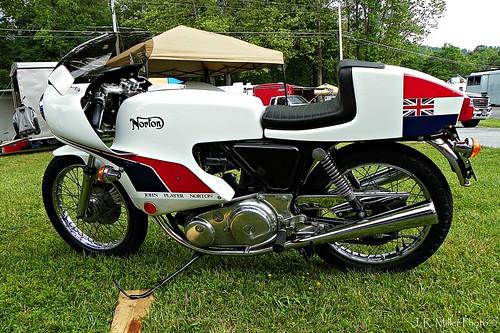 Norton Motorcycle (John Player)